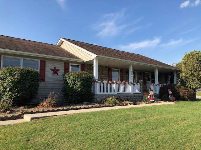 3069 Marietta Road, Chillicothe, OH 45601 (MLS #219038695) :: Berkshire Hathaway HomeServices Crager Tobin Real Estate