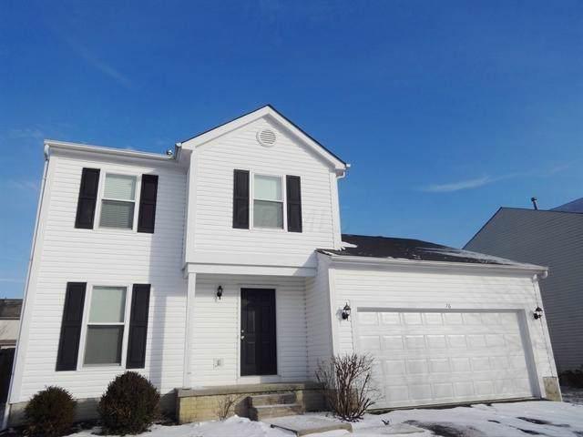 76 Providence Lane, Delaware, OH 43015 (MLS #219038978) :: CARLETON REALTY