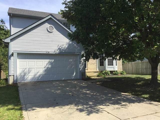 528 River Pebble Drive, Blacklick, OH 43004 (MLS #219038983) :: CARLETON REALTY