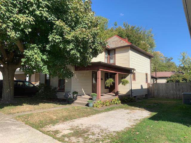 212 Gay Street, Newark, OH 43055 (MLS #219039009) :: Berkshire Hathaway HomeServices Crager Tobin Real Estate