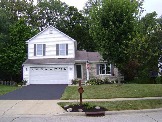 1365 Shelby Circle, Reynoldsburg, OH 43068 (MLS #219039550) :: CARLETON REALTY