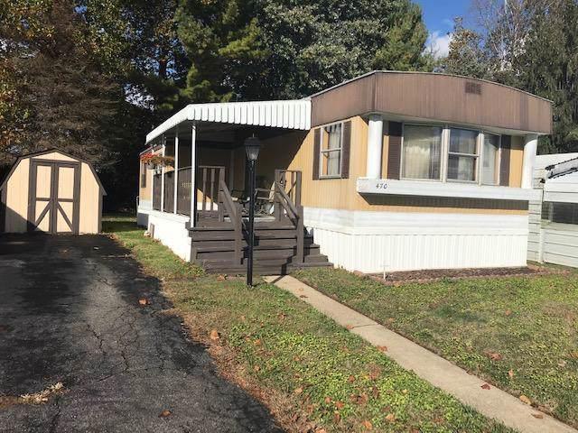 2445 Columbus Lancaster Road #470, Lancaster, OH 43130 (MLS #219040102) :: CARLETON REALTY