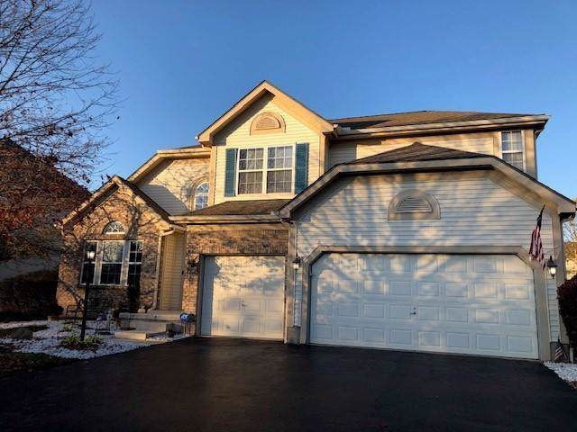 5490 Old Creek Lane, Hilliard, OH 43026 (MLS #219042339) :: Huston Home Team