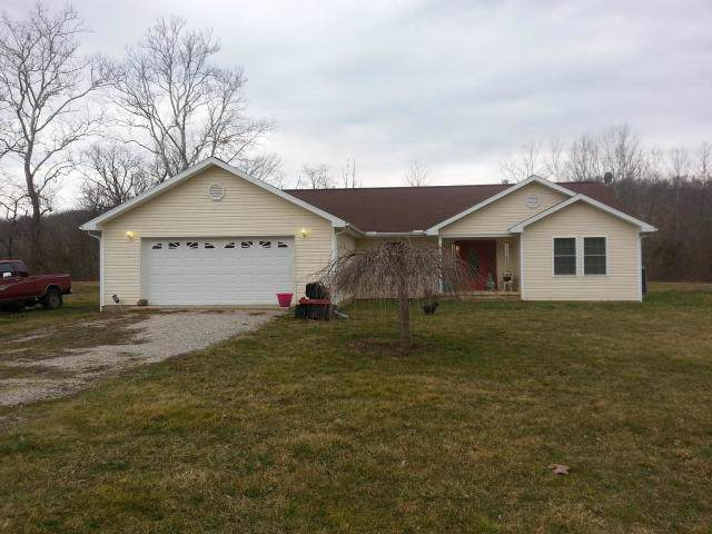 4301 Black Run Road, Chillicothe, OH 45601 (MLS #219042499) :: Berkshire Hathaway HomeServices Crager Tobin Real Estate