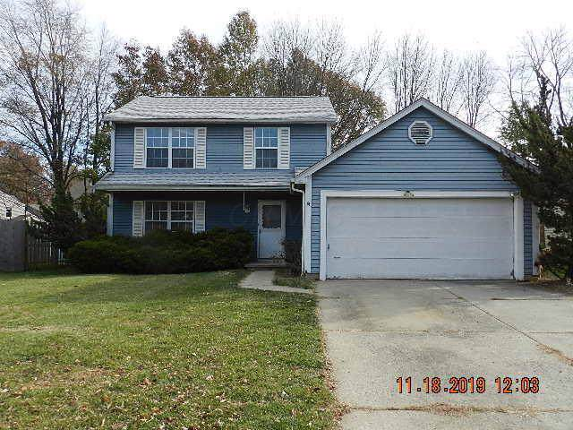 942 Timothy Drive, Gahanna, OH 43230 (MLS #219043394) :: Berkshire Hathaway HomeServices Crager Tobin Real Estate