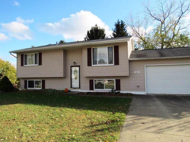 22 Dogwood Terrace, Mount Vernon, OH 43050 (MLS #219043602) :: Sam Miller Team