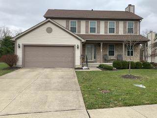 550 Prairie Run Drive, Sunbury, OH 43074 (MLS #219044035) :: Keller Williams Excel