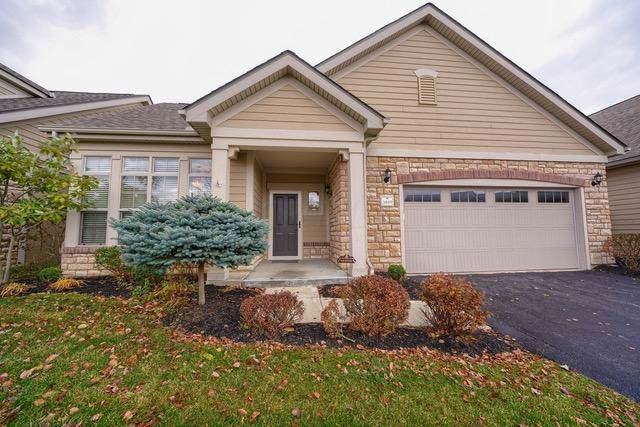3849 Coral Creek Court, Powell, OH 43065 (MLS #219044290) :: Susanne Casey & Associates
