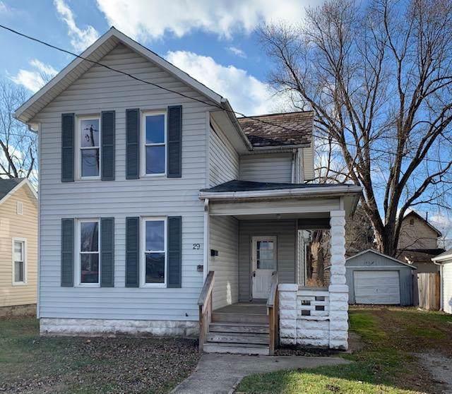 29 S Pine Street, Newark, OH 43055 (MLS #219044401) :: CARLETON REALTY