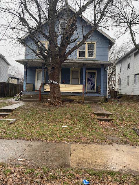 104 N Hague Avenue, Columbus, OH 43204 (MLS #219045966) :: Core Ohio Realty Advisors