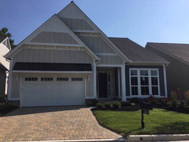 1552 Villa Way, Powell, OH 43065 (MLS #220001459) :: Susanne Casey & Associates