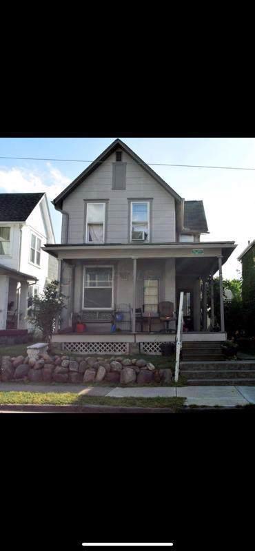 561 Stewart Avenue, Columbus, OH 43206 (MLS #220001770) :: Huston Home Team