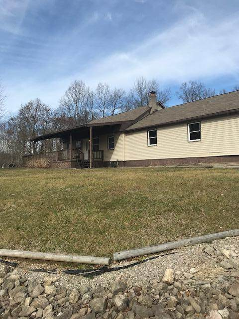 4282 Perry Ridge, Nelsonville, OH 45764 (MLS #220003471) :: Berkshire Hathaway HomeServices Crager Tobin Real Estate