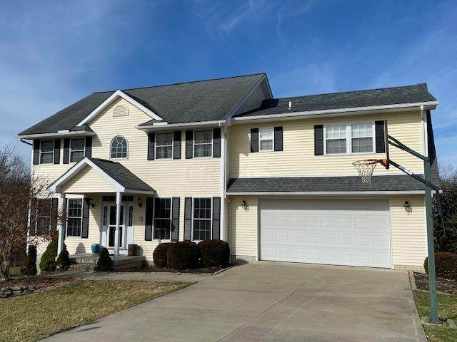 7 Warwick Lane, Athens, OH 45701 (MLS #220003552) :: Berkshire Hathaway HomeServices Crager Tobin Real Estate