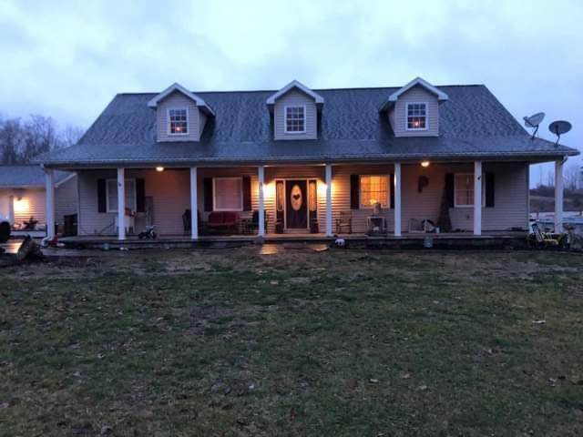 13413 Spargur Lane, Hillsboro, OH 45133 (MLS #220004762) :: CARLETON REALTY