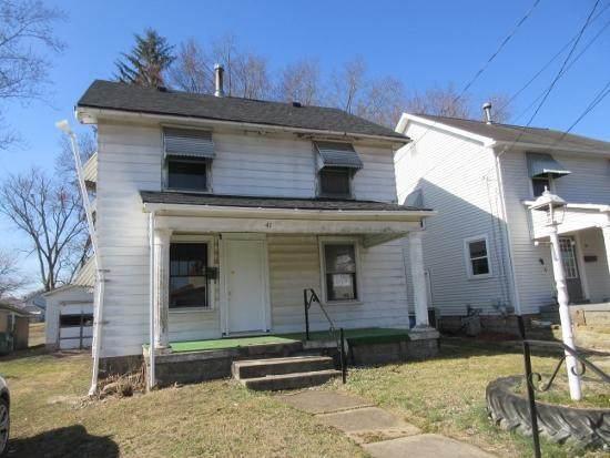 47 Monroe Avenue, Newark, OH 43055 (MLS #220005384) :: Core Ohio Realty Advisors