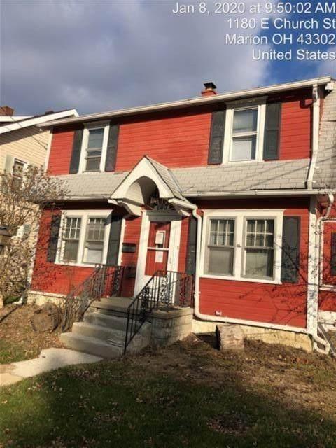 1180 E Church Street, Marion, OH 43302 (MLS #220005995) :: Core Ohio Realty Advisors