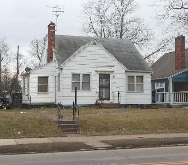 1345 E Hudson Street, Columbus, OH 43211 (MLS #220006113) :: CARLETON REALTY