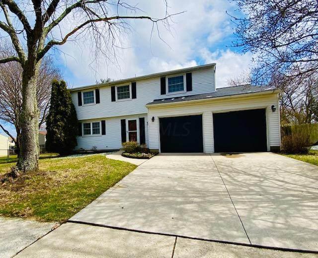 1224 Hanson Street, Reynoldsburg, OH 43068 (MLS #220008042) :: RE/MAX ONE