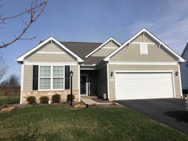932 Zeller Circle, Pickerington, OH 43147 (MLS #220009407) :: CARLETON REALTY