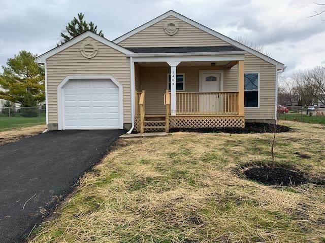 1256 Cedarledge Lane, Galloway, OH 43119 (MLS #220009578) :: Signature Real Estate
