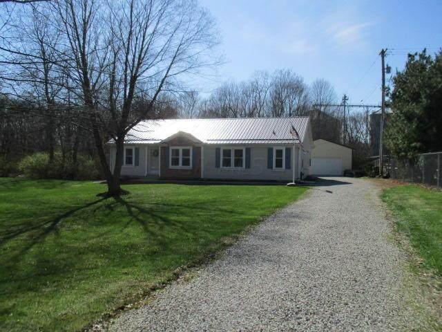 451 Elmcrest Drive, Mount Gilead, OH 43338 (MLS #220010525) :: Sam Miller Team