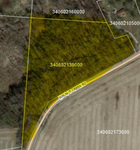 0 Walnut Creek Road, Chillicothe, OH 45601 (MLS #220012109) :: Berkshire Hathaway HomeServices Crager Tobin Real Estate