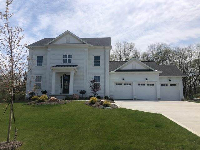 1811 Liberty Bluff Drive, Delaware, OH 43015 (MLS #220013391) :: Jarrett Home Group