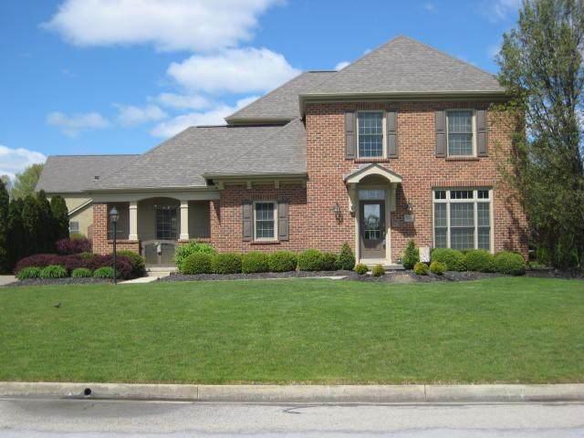5544 Little Leaf Lane, Westerville, OH 43082 (MLS #220014469) :: The Holden Agency