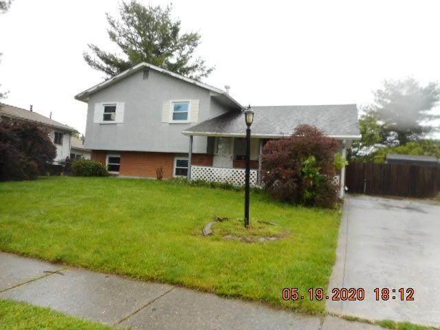 3701 Beechton Road, Columbus, OH 43232 (MLS #220015563) :: The Raines Group