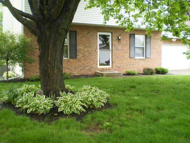 440 Courtney Drive, Newark, OH 43055 (MLS #220016091) :: The Holden Agency