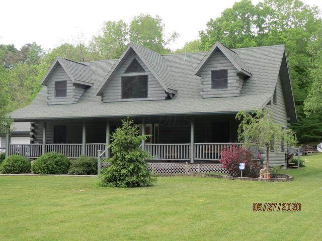 38918 Mcdaniel Road, Nelsonville, OH 45764 (MLS #220016259) :: The Raines Group