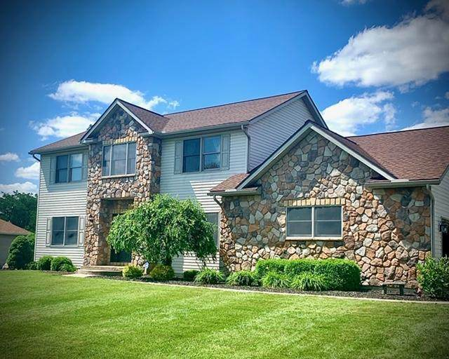 1476 Eagle Links Drive, Marion, OH 43302 (MLS #220018597) :: Shannon Grimm & Partners Team