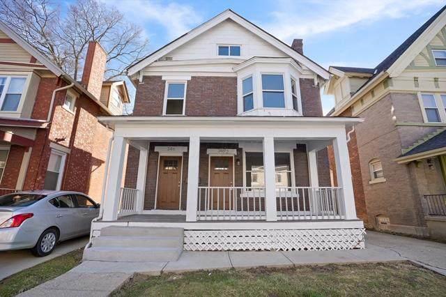 346-346 Linwood Avenue 1/2, Columbus, OH 43205 (MLS #220019464) :: The Raines Group