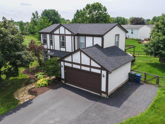 5091 Flagstaff Court, Hilliard, OH 43026 (MLS #220019664) :: Exp Realty