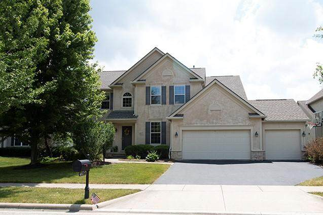 6817 Bearclover Drive, Dublin, OH 43016 (MLS #220020896) :: Sam Miller Team