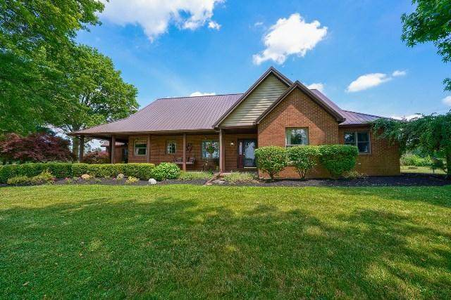 20550 Ringgold Southern Road, Circleville, OH 43113 (MLS #220021140) :: The Clark Group @ ERA Real Solutions Realty