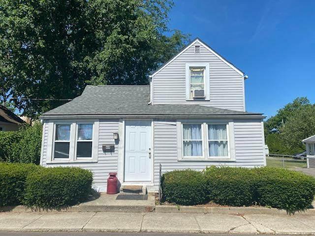 69 N Franklin Street, West Jefferson, OH 43162 (MLS #220021532) :: The Holden Agency