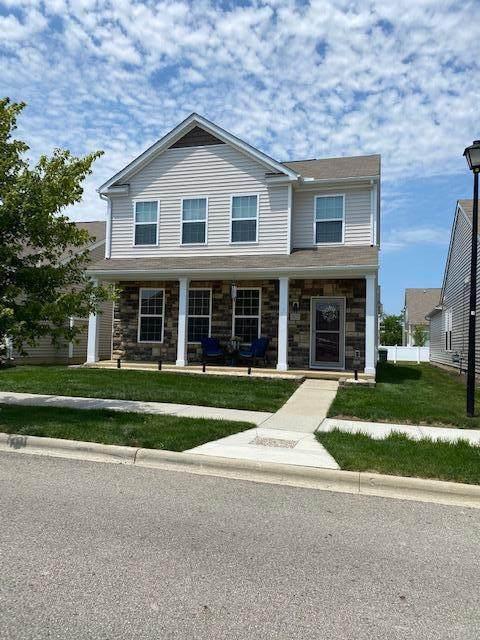 5820 Trail Creek Drive, Dublin, OH 43016 (MLS #220021729) :: Core Ohio Realty Advisors