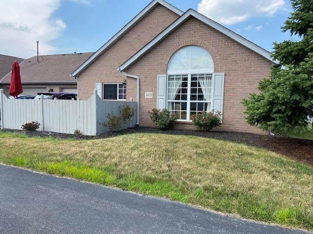 2473 Meadow Glade Drive, Hilliard, OH 43026 (MLS #220021858) :: BuySellOhio.com