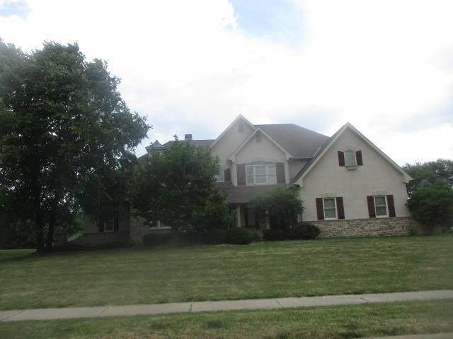 7627 Slane Ridge Drive, Westerville, OH 43082 (MLS #220022024) :: Sam Miller Team
