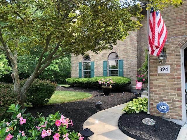 394 Manderly Court, Powell, OH 43065 (MLS #220022276) :: Exp Realty