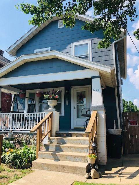 614 E Gates Street, Columbus, OH 43206 (MLS #220022617) :: RE/MAX ONE