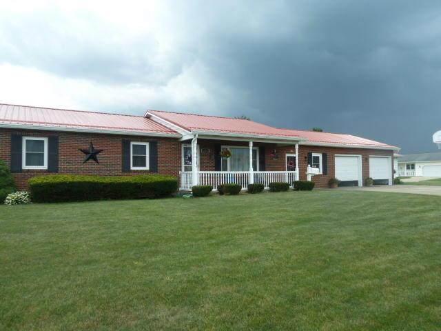 281 Cline Court, Ashville, OH 43103 (MLS #220022655) :: Berkshire Hathaway HomeServices Crager Tobin Real Estate
