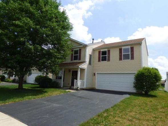 5500 Rockhurst Drive, Canal Winchester, OH 43110 (MLS #220022704) :: The Clark Group @ ERA Real Solutions Realty