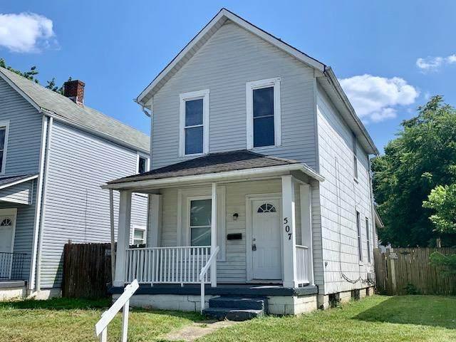 507 E Markison Avenue, Columbus, OH 43207 (MLS #220023209) :: Core Ohio Realty Advisors