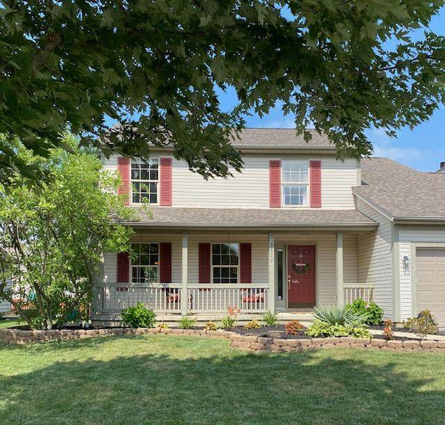 5617 Breshly Way, Westerville, OH 43081 (MLS #220023534) :: Core Ohio Realty Advisors