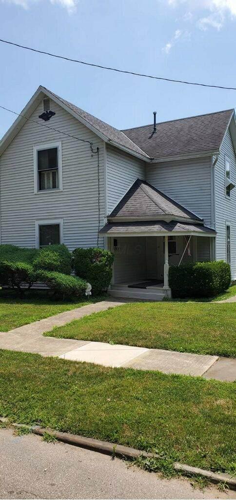 203 Wallace Street, Marion, OH 43302 (MLS #220025051) :: Susanne Casey & Associates