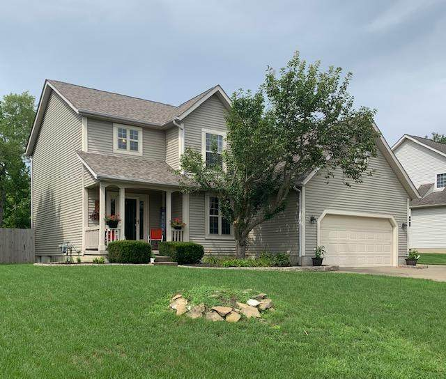 326 N Heather Drive, Newark, OH 43055 (MLS #220026087) :: Susanne Casey & Associates