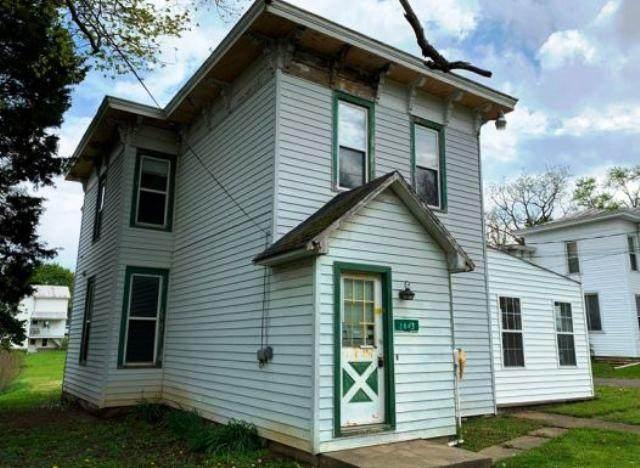 284 W High Street, Mount Gilead, OH 43338 (MLS #220026513) :: Sam Miller Team
